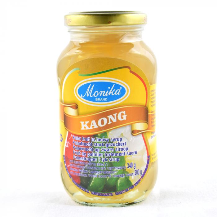 White Kaong, Monika brand