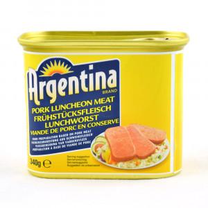 Argentina, lunchkött, frukostkött.