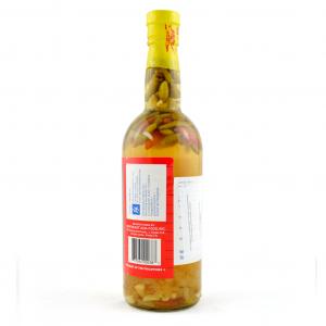 Kryddad filippinsk vinäger, Datu Puti Sukang Maasim, spiced