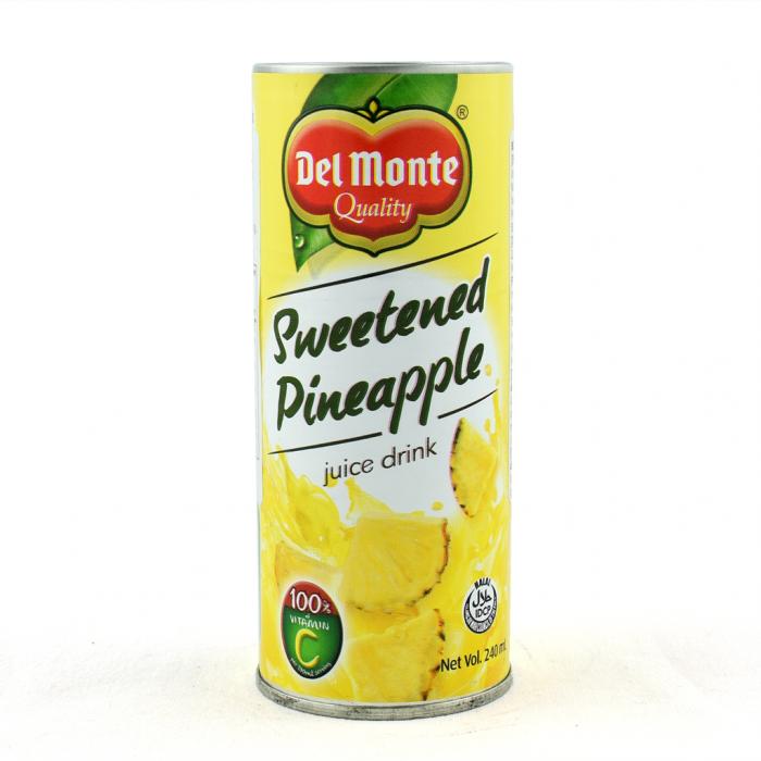 Ananasjuice, Del Monte