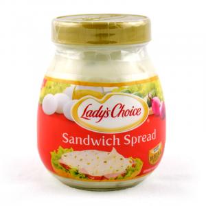 Lady's Choice, smörgåspålägg