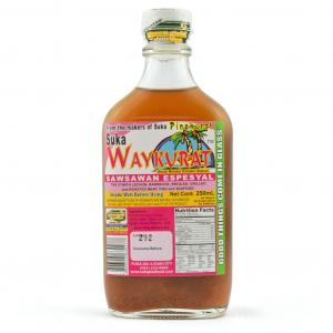 Suka Waykurat, kokosvinäger