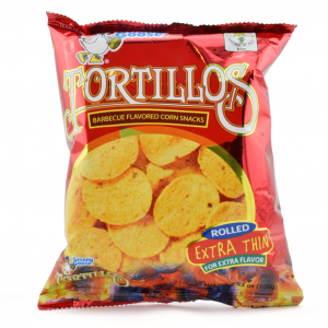 Tortillos (Barbecue Chips)