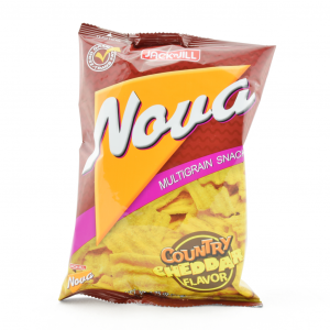 Nova Chips, Country Cheddar...