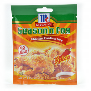 Season'n'Fry Chicken...