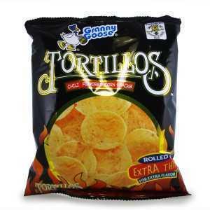 Tortillos (Chili chips)