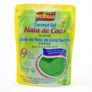 Nata de Coco, Green, Buenas...