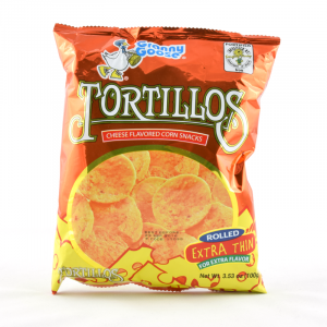 Tortillos (Cheese chips)