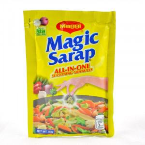 Maggi Magic Sarap, allt-i-ett-granulat.
