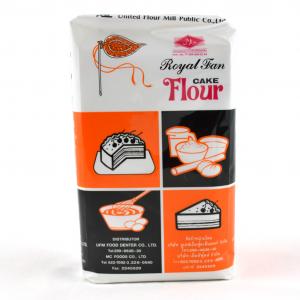 Royal fan cake flour