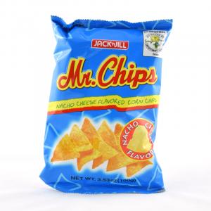 Mr. Chips nacho cheese