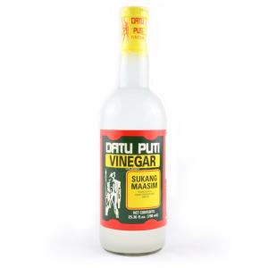 White vinegar Sukang Maasim