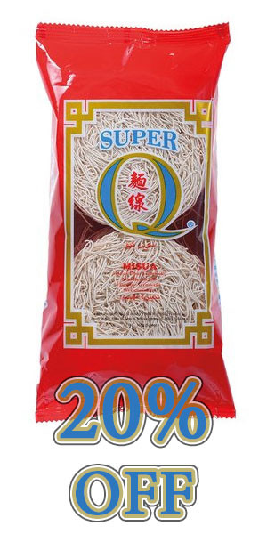 20% off on Misua noodles!